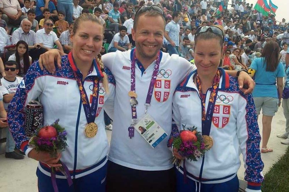 SJAJNI KAJAKAŠI: Srbija osvojila dva zlata i jedno srebro na Evropskim igrama