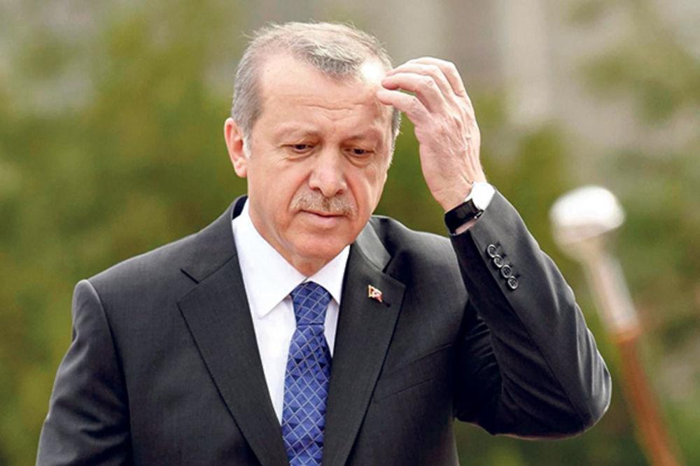 EKSKLUZIVNO SUPERTAJNI RAZGOVOR PUTIN - ERDOGAN: Turska ne može da preživi bez Moskve