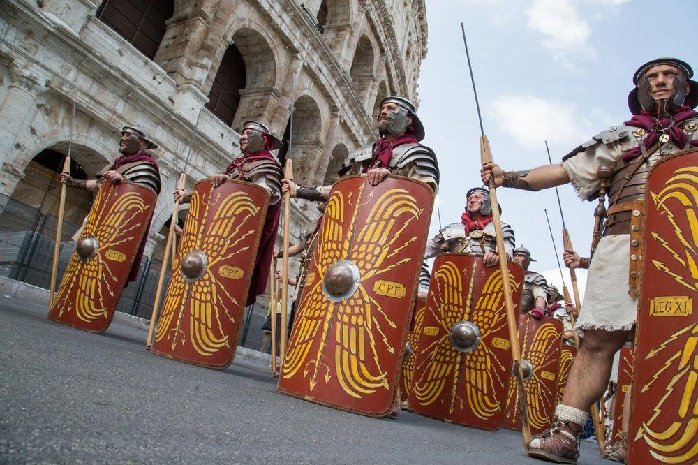 KOJI SI SLAVNI VOJSKOVOĐA: Koji si rimski imperator?