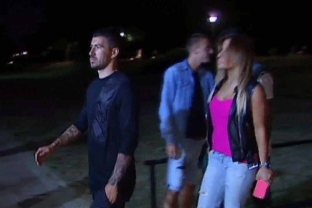 (VIDEO) POGODIO IH PORAZ U DANSKOJ: Kolarov i Ljajić utapali tugu na beogradskom splavu