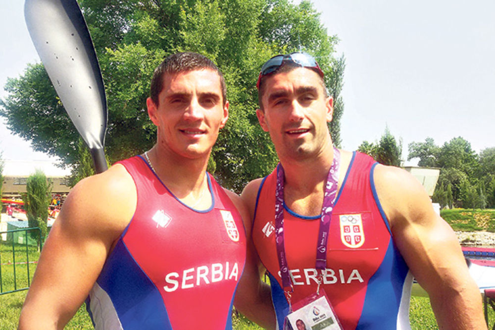 USPEH KAJAKAŠA: Dva srebra za Srbe na Svetskom kupu u Duizburgu