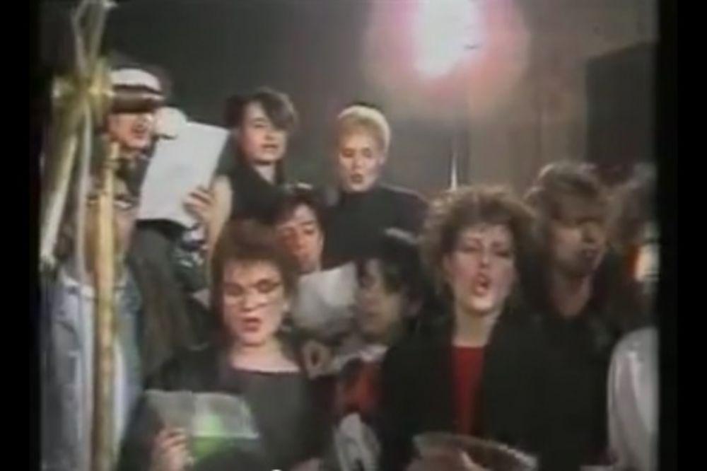 (VIDEO) PRE 30 GODINA: Izvedena je jedna od najlepših SFRJ rok pesama
