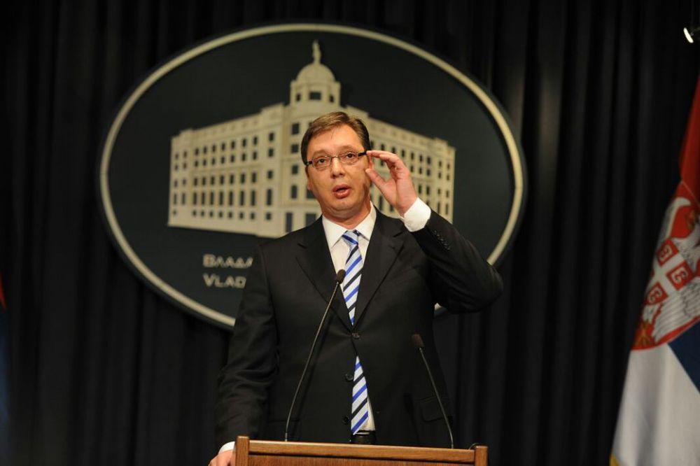 Vučić:Kad me Dačić kritikuje pred strancima kaže: Ja ne mogu toliko kratko da planiram kao Vučić
