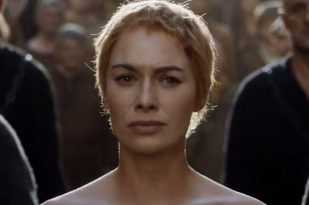(VIDEO) DVOJNICA SERSEI: Ovo je glumica koja je gola prošetala Dubrovnikom