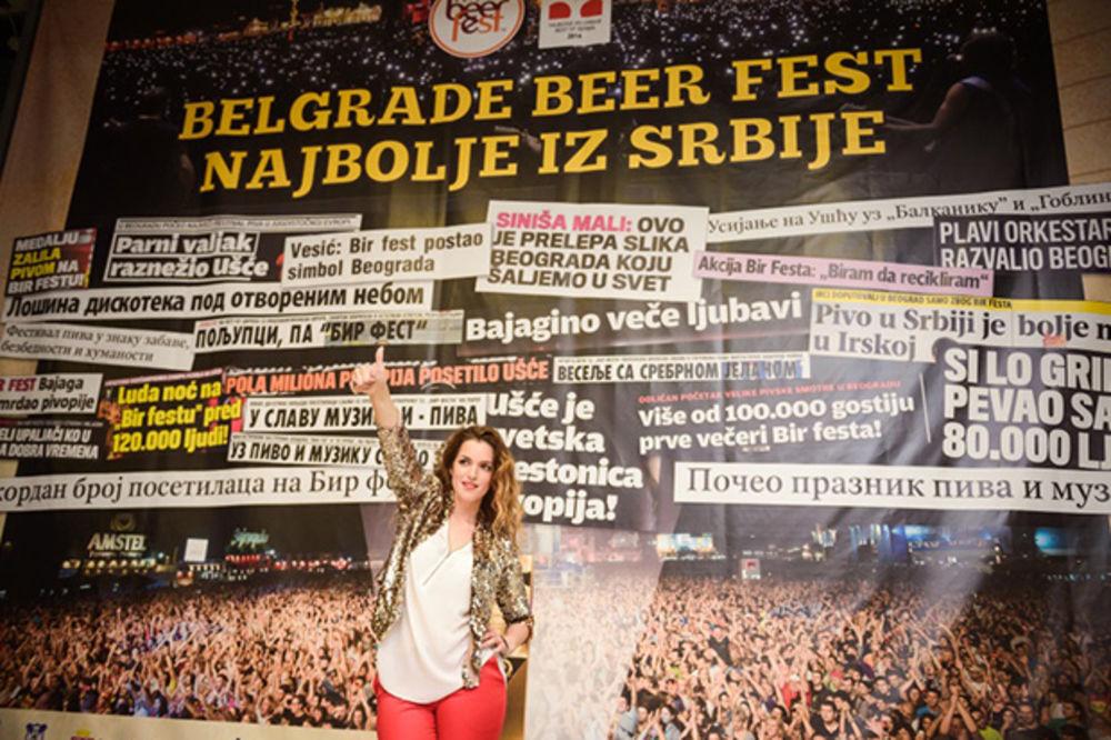 NAJBOLJE IZ SRBIJE: 32 dana svirke na Beer gardenu na obali beogradskog mora!