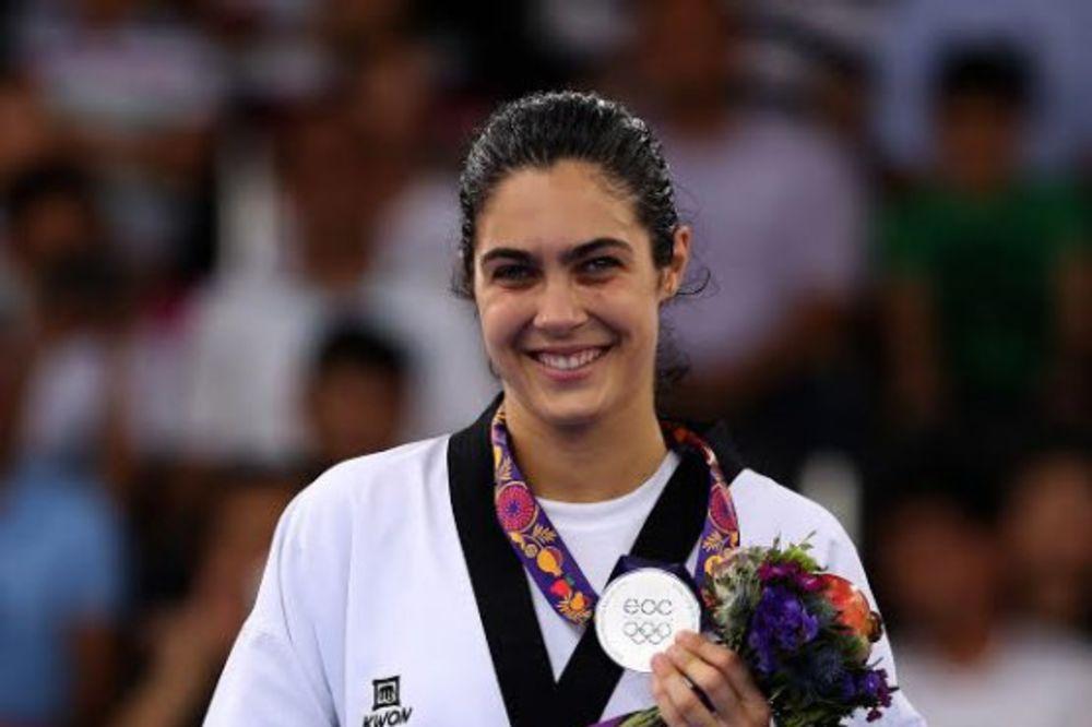 MILICA MANDIĆ POSLE SREBRA: Žao mi je što nije zlato, ali bitna je medalja