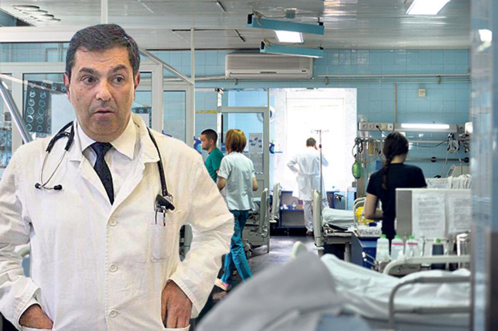 BAKTERIJA UZROK: Loša higijena ubijala bolesne u Urgentnom?