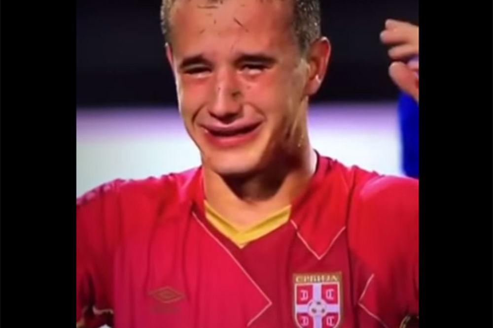 Vukašin Jovanović: Možda opet zaplačem i to kad Zvezda uđe u Ligu šampiona