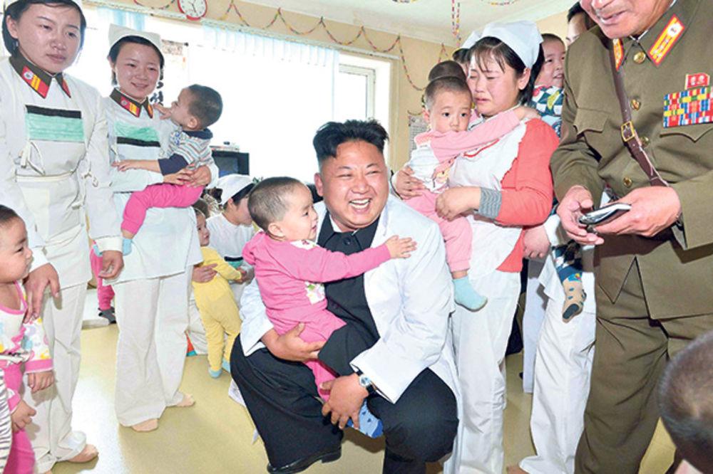 Kim Džong Un leči rak, sidu i ebolu