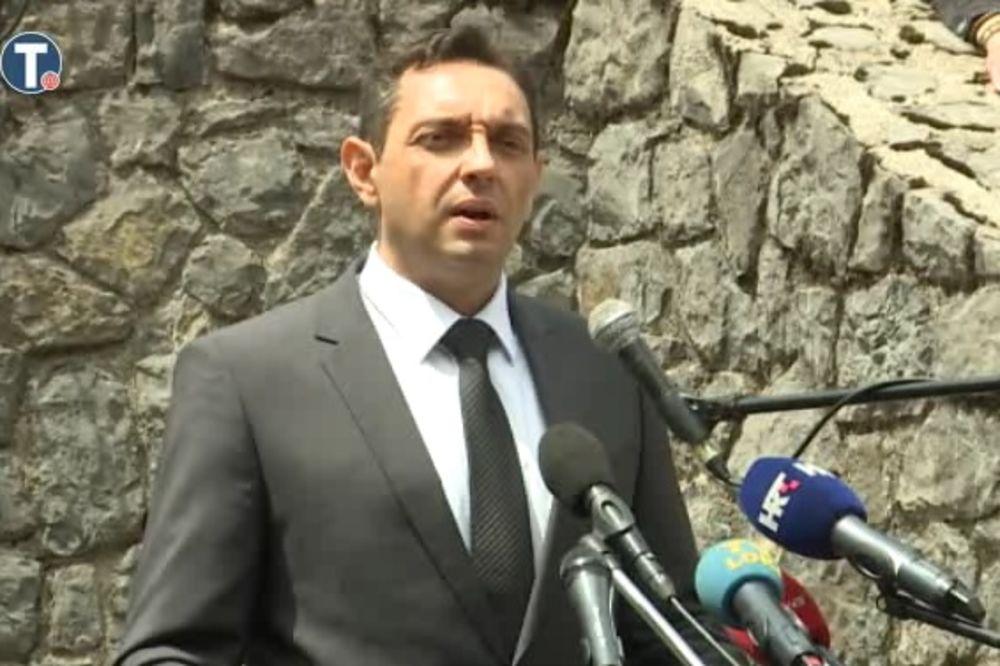 Vulin u Jadovnu: Sledite primer premijera Srbije