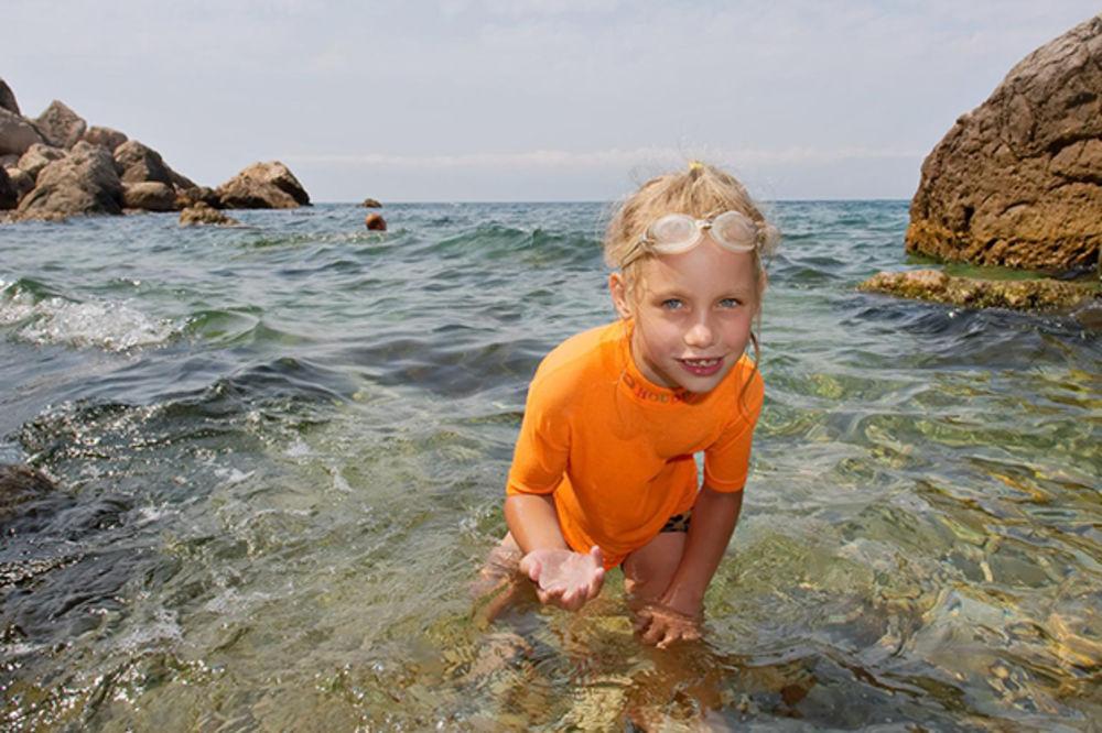 Prva pomoć nakon bliskog susreta sa meduzom, morskim ježom i insektima