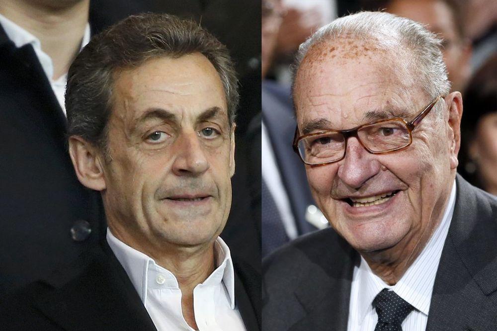 SAD su špijunirale i Nikolu Sarkozija i Žaka Širaka (Foto: Reuters)