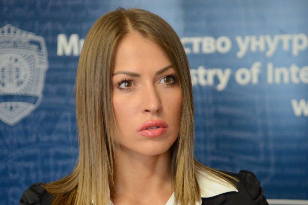Dijana Hrkalović (Foto: MUP)