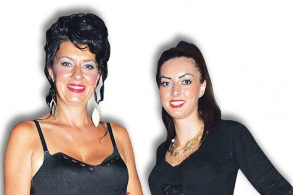 Saška Karan, parovi, skidanje, ćerka Milja, foto marina lopicic
