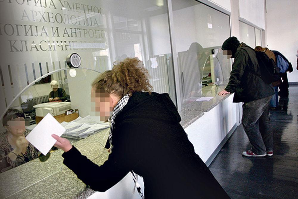 PAPRENO: Polaganje prijemnog košta i do 11.000 dinara