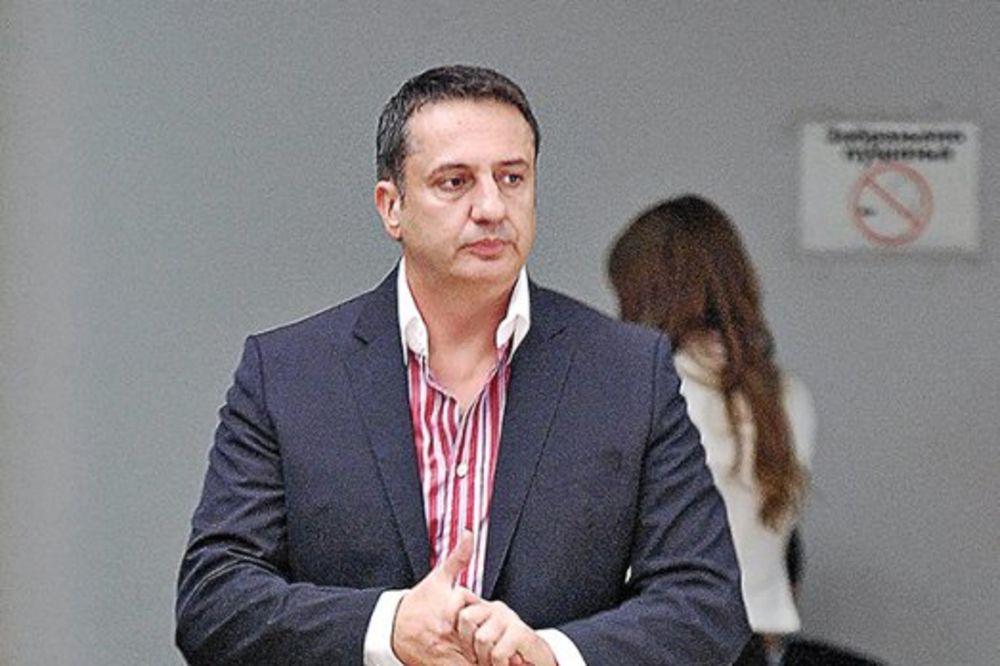 PLATIO JEMSTVO: Andrija Drašković pušten iz pritvora