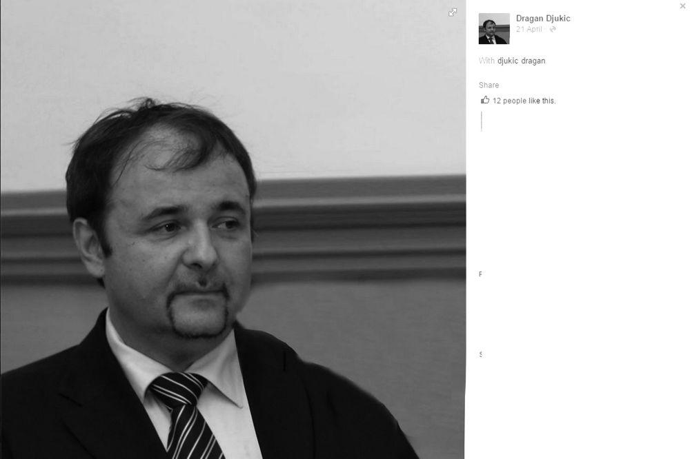 VLASNIK TELEVIZIJE DELTA: Dragan Đukić pronađen mrtav
