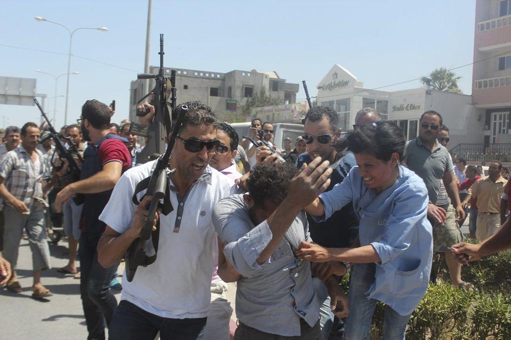 tunis napad teroristi sus foto rojters