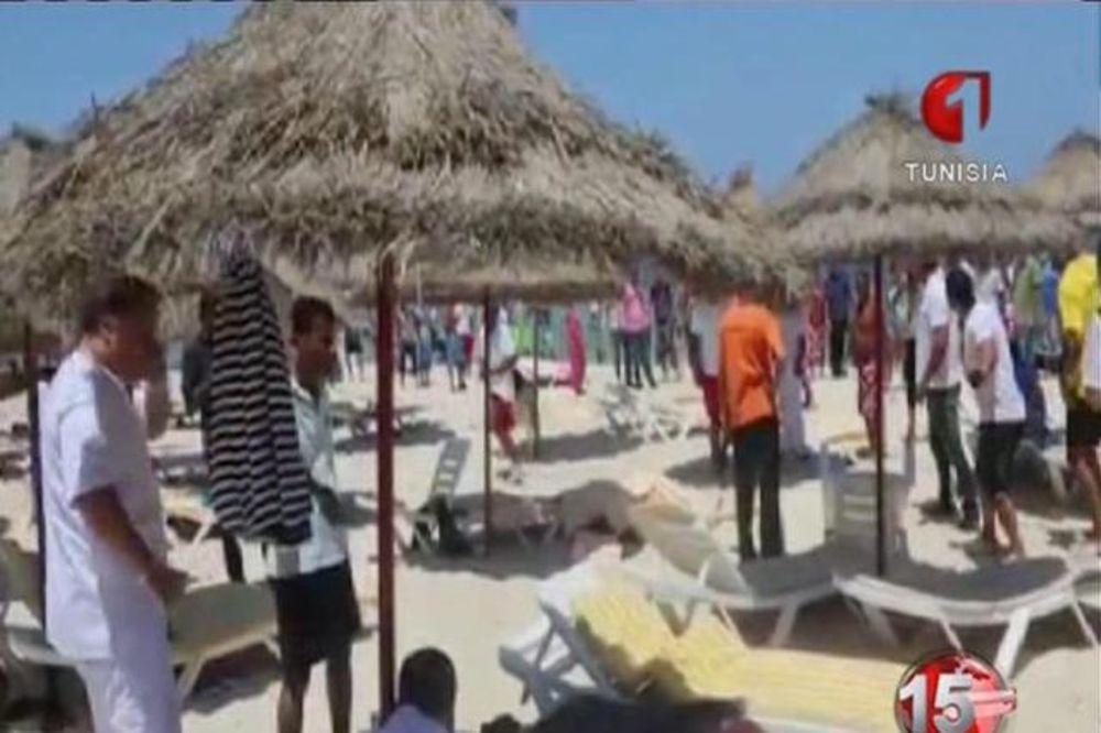 MSP APELUJE NA GRAĐANE: Uzdržite se od putovanja u Tunis!