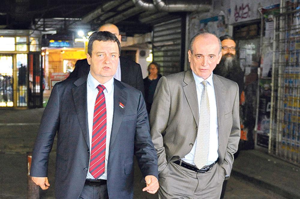 Istraživanje: Dačić i Krkobabić predvode levicu