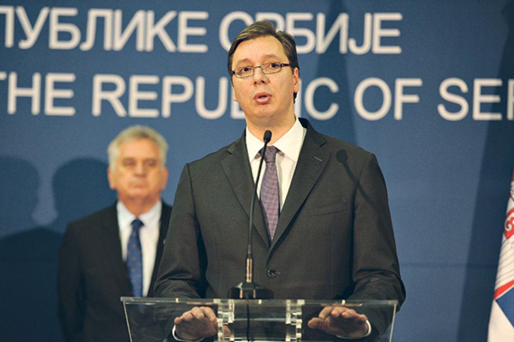 Aleksandar Vučić, akcija Oluja, dan žalosti, sećanje, Srbi, pobijeni Srbi, progn