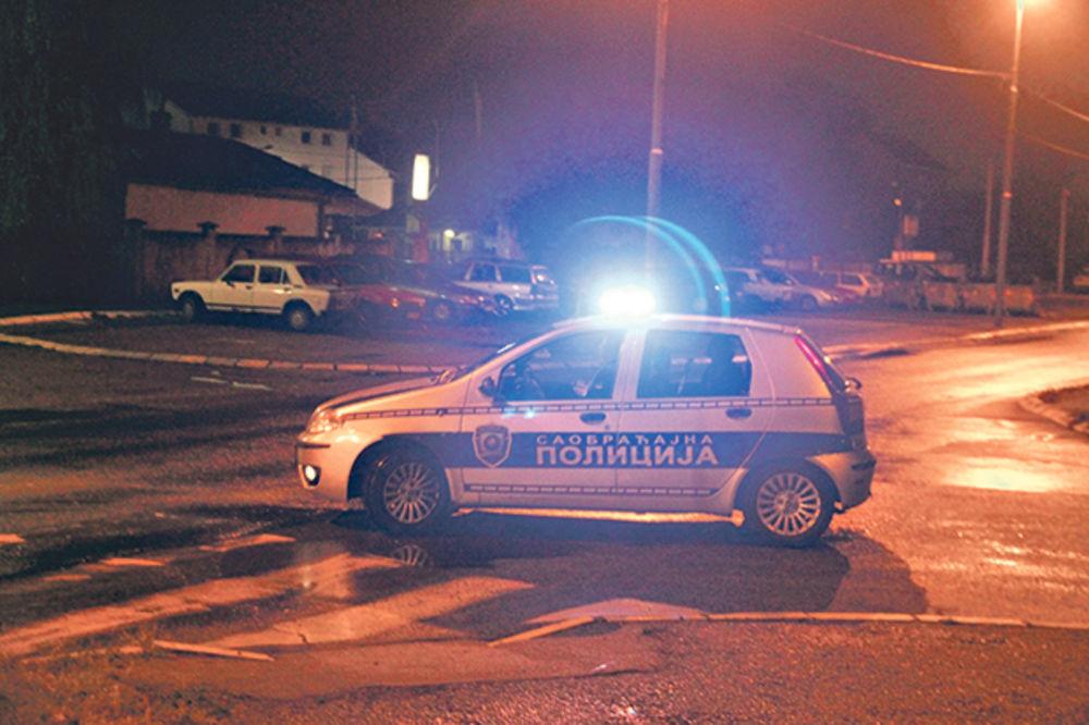 NESREĆA U KRUŠEVCU: Poginuo motociklista na kružnom toku