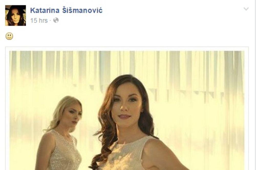 PROMENILA PROFESIJU: Katarina Šišmanović prešla u glumice!