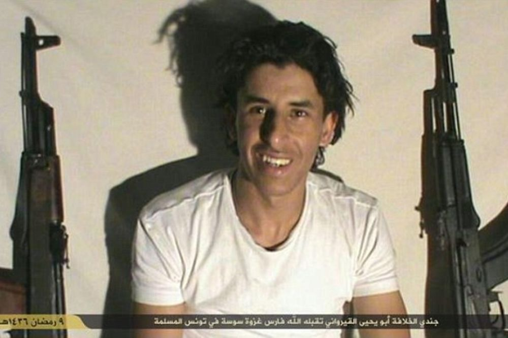 (FOTO) ISLAMISTI PONOSNI NA ZLOČINCA: Ovo je terorista koji je pobio turiste u Tunisu!
