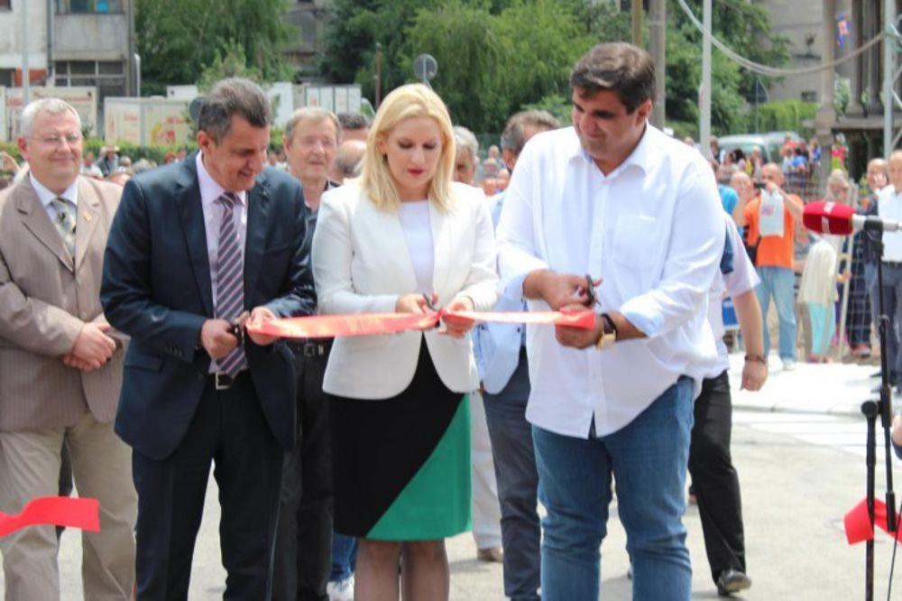 (FOTO) DAN PRE ROKA: Otvoren novi most u Zaječaru!