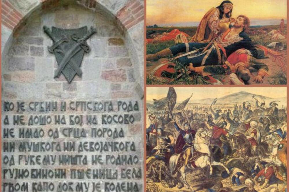 VIŠE OD PRAZNIKA: Ko je Srbin i srpskoga roda danas slavi Vidovdan