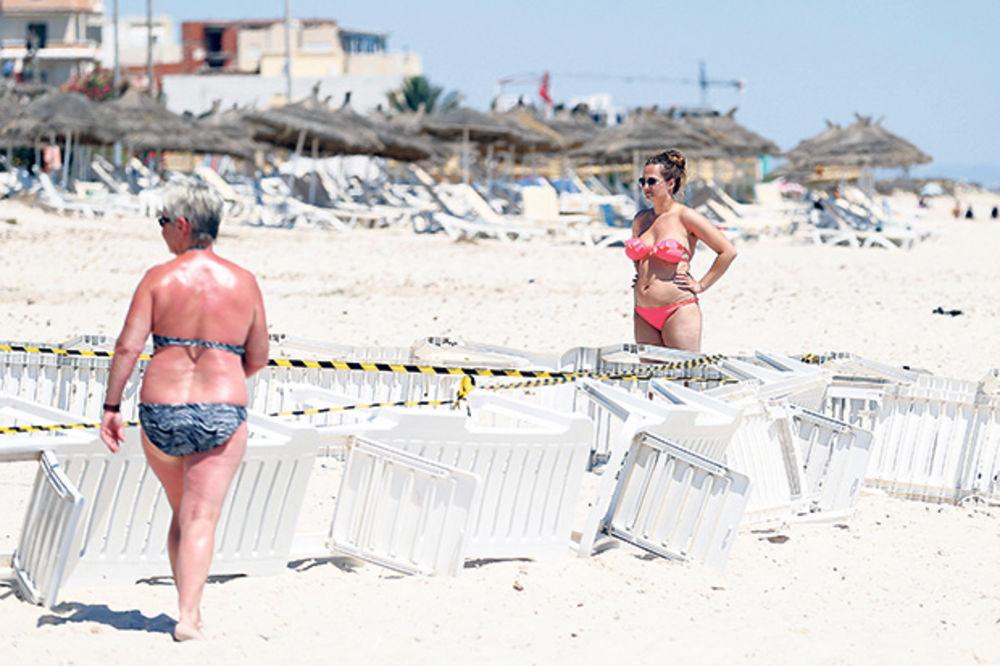 SRPSKE TURISTE NE BRINE POKOLJ U TUNISU: U avionu je bilo napeto, sada uživamo na plaži!