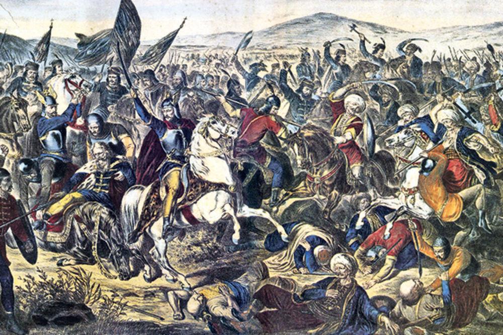 ČUDNA SIMBOLIKA: Srbi vuku vidovdansko prokletstvo?