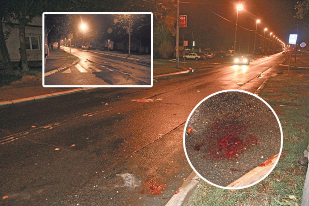KANTRIMEN 2 U ZEMUNU: Pozajmljenim autom ubio, pa pobegao!