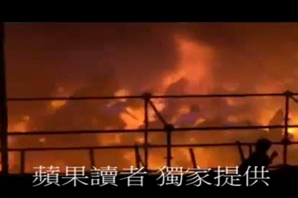 (VIDEO) ŽIVI SU GORELI: 516 povređenih u požaru u akva-parku, 180 u teškom stanju