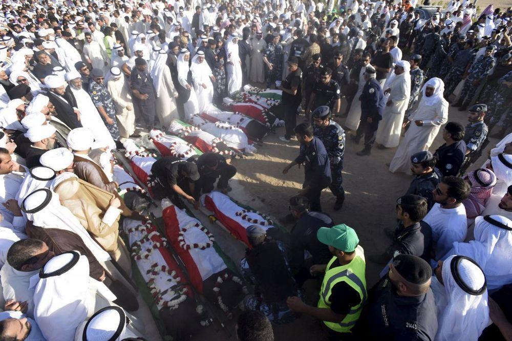 KUVAJT NA NOGAMA: Identifikovan samoubica iz džamije, uhapšeno 7
