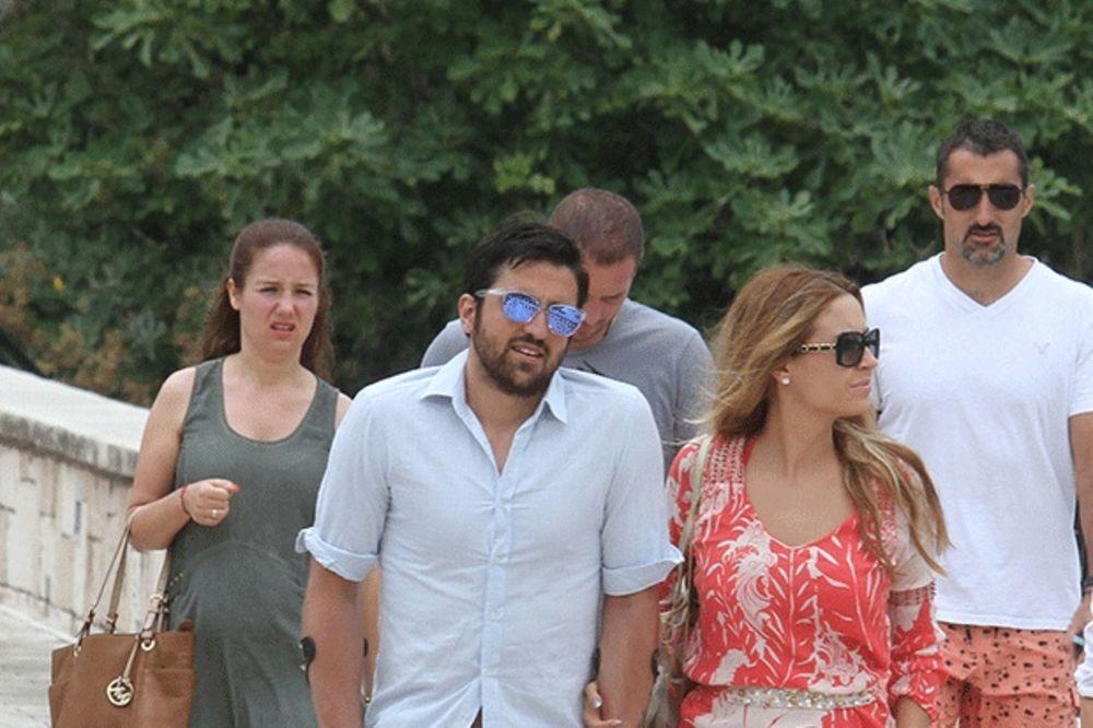 (FOTO) SRPSKO JEDINSTVO: Pogledajte kako Nole, Janko i ostali naši teniseri slave na Vimbdlonu