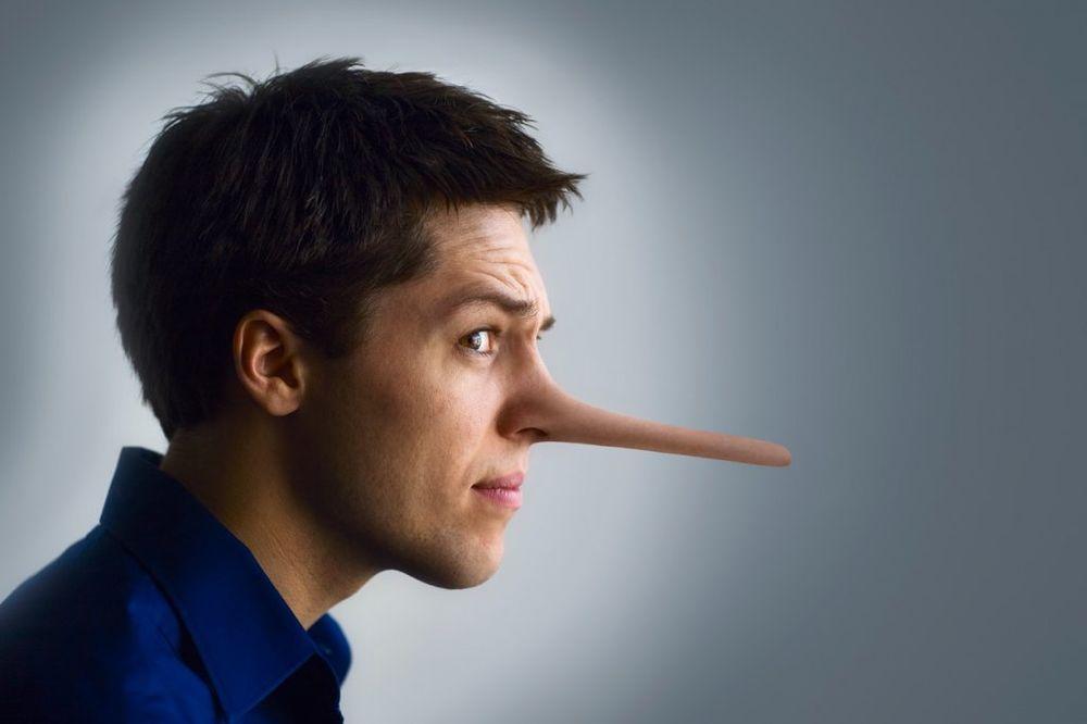 Da li možemo da pogodimo kog si pola prema lažima koje izgovaraš?