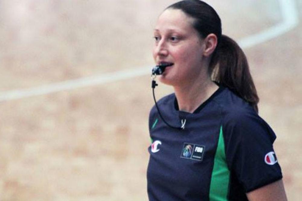 JOŠ JEDNO PRIZNANJE: Jasmini Juras ponovo dodeljena važna utakmica