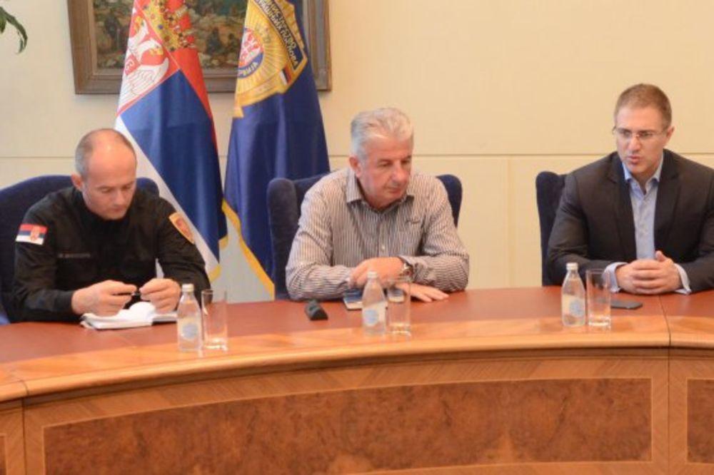 OČUVATI STABILNOST: Kolegijum MUP razmatrao bezbednosnu situaciju u Srbiji!