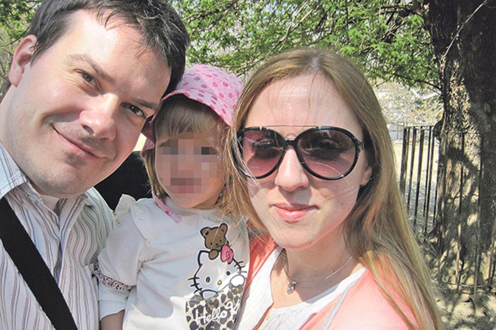 MALA UNA (4) OSTALA SAMA: Preminula majka Jelena, povređena u stravičnoj nesreći kod Pančeva