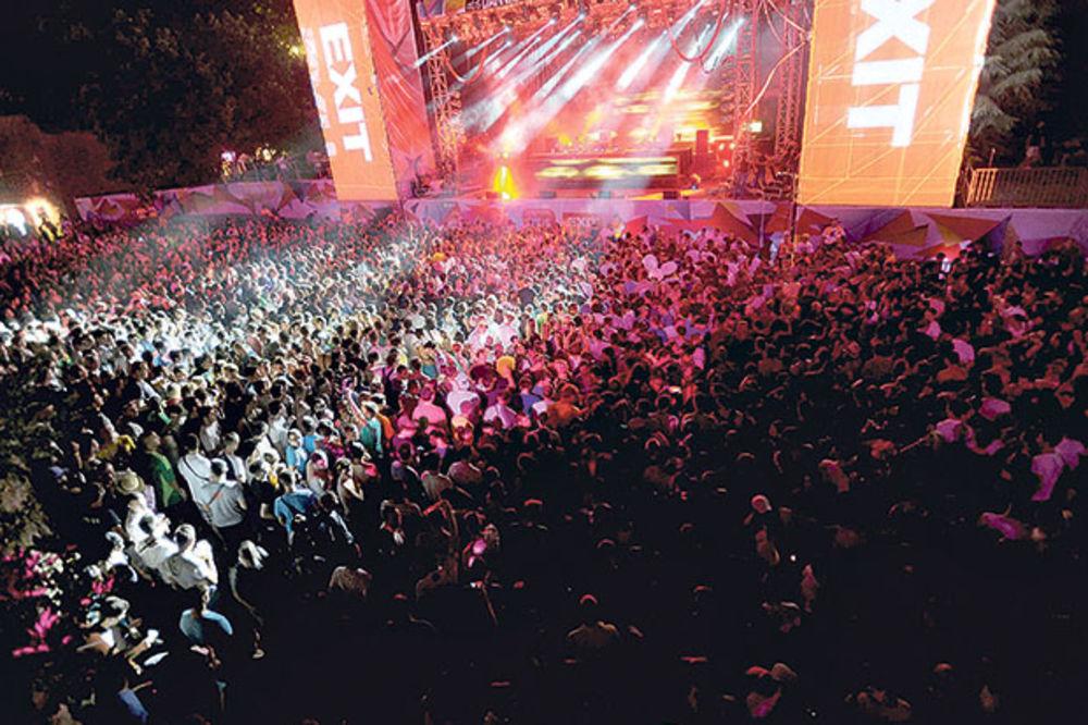 Stranci privlače teroriste...  Festival Egzit