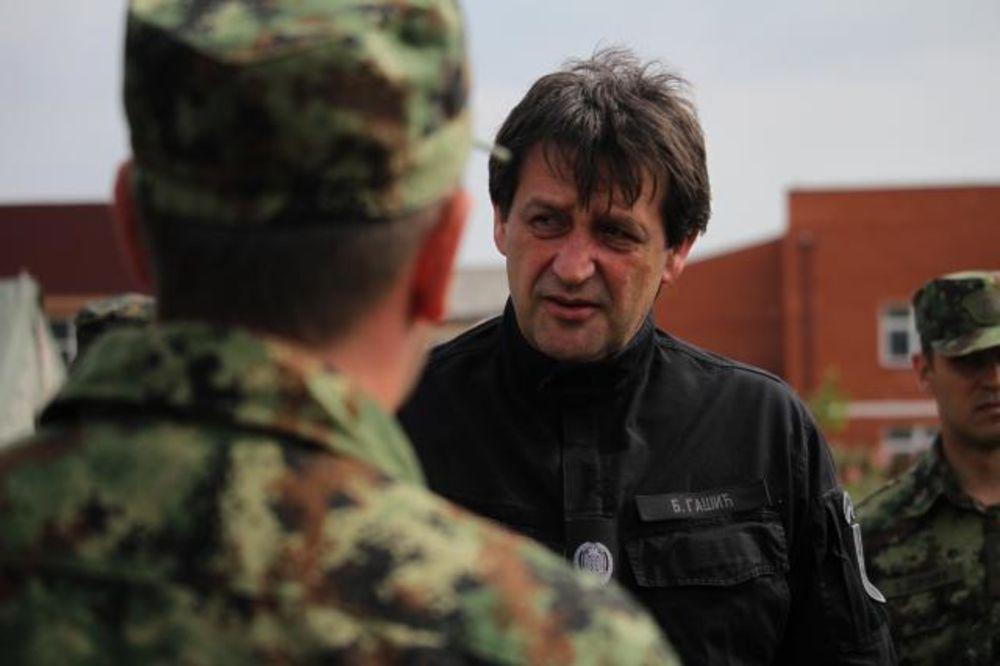 Gašić: Građani Srbije, nema razloga za brigu zbog migranata