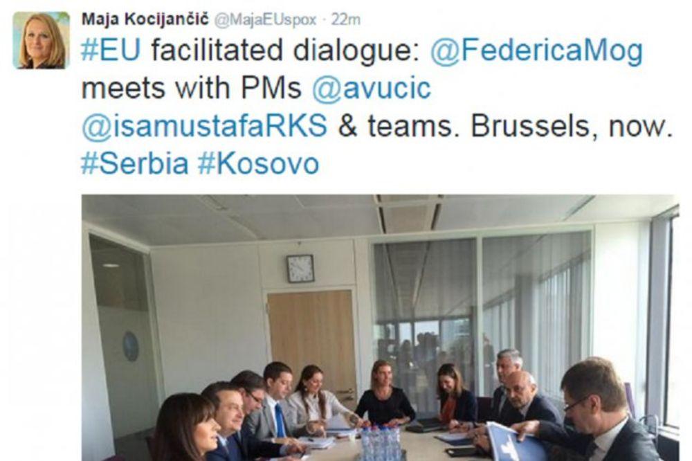 Gecaj: Dijalog Beograda i Prištine će biti nastavljen