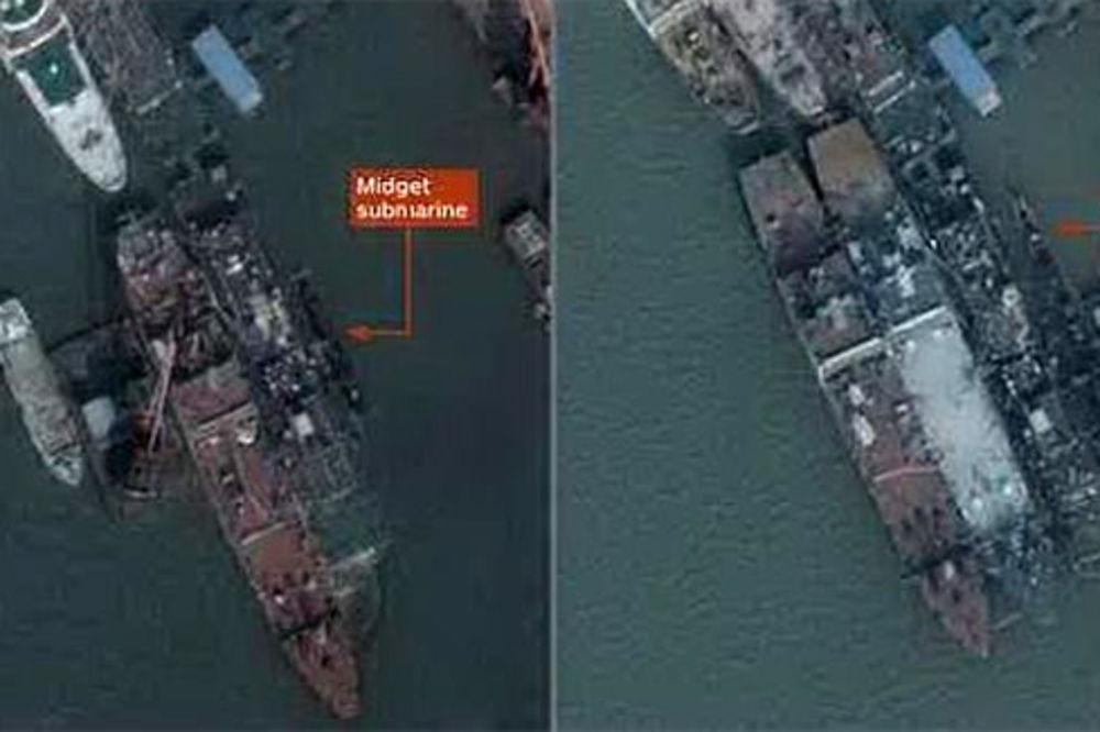 KINA ŠOKIRALA ZAPAD: Azijski zmaj ima novu podmornicu i sprema se da zavlada morima
