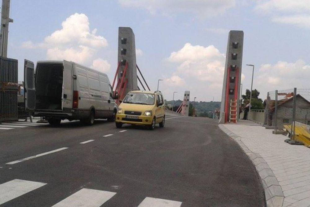 OTVOREN ZA SAOBRAĆAJ: Pogledajte kako izgleda novi most u Zaječaru! (FOTO)