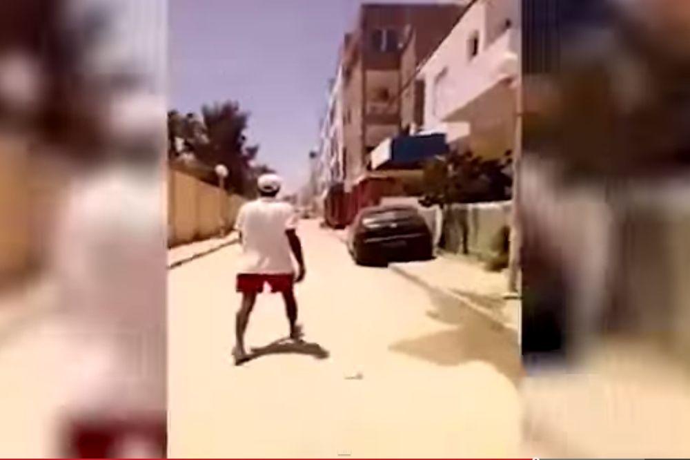 (VIDEO) HRABRI RADNICI: Pogledajte kako zaposleni u hotelu jure naoružanog ubicu iz Tunisa!