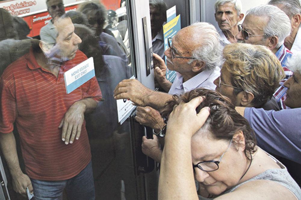 RASKOL U EU: Zbog Grka se Evropa cepa na sever i jug