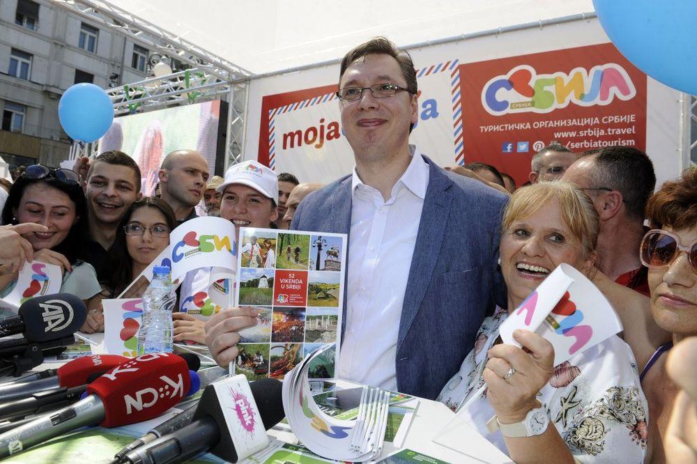 VIŠE TURISTA U SRBIJI: Uspela kampanja s vaučerima