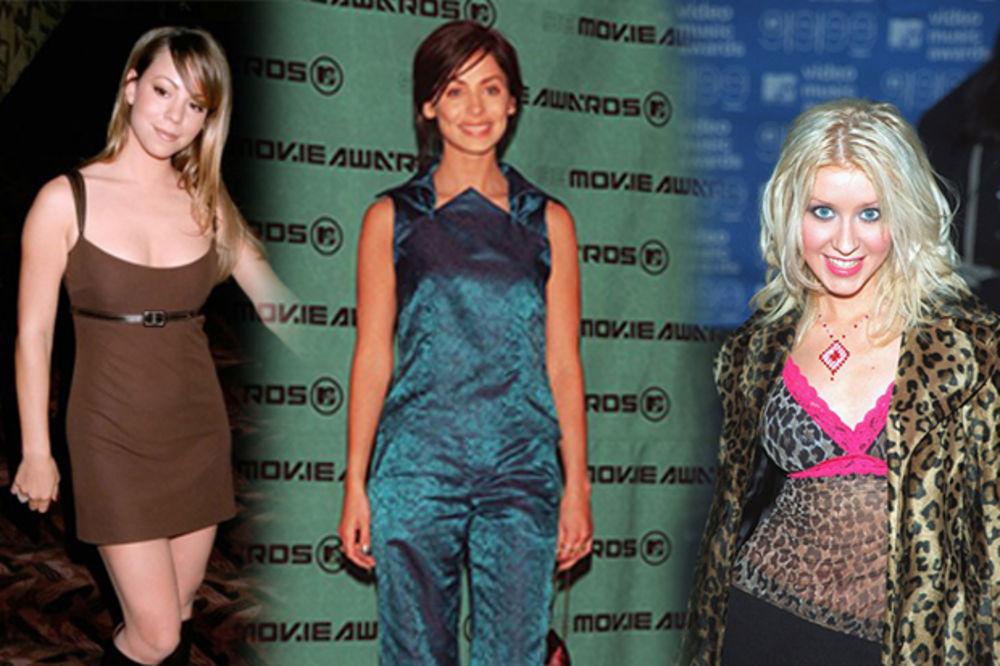 (FOTO, VIDEO) NEKAD SU BILE GLAVNE: One su bile najveće pop ikone devedesetih