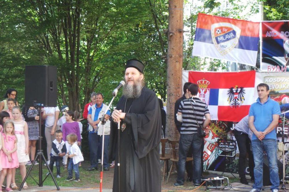 VLADIKA ANDREJ: Srbi i srpska baština su i danas žrtve bašibozuka!